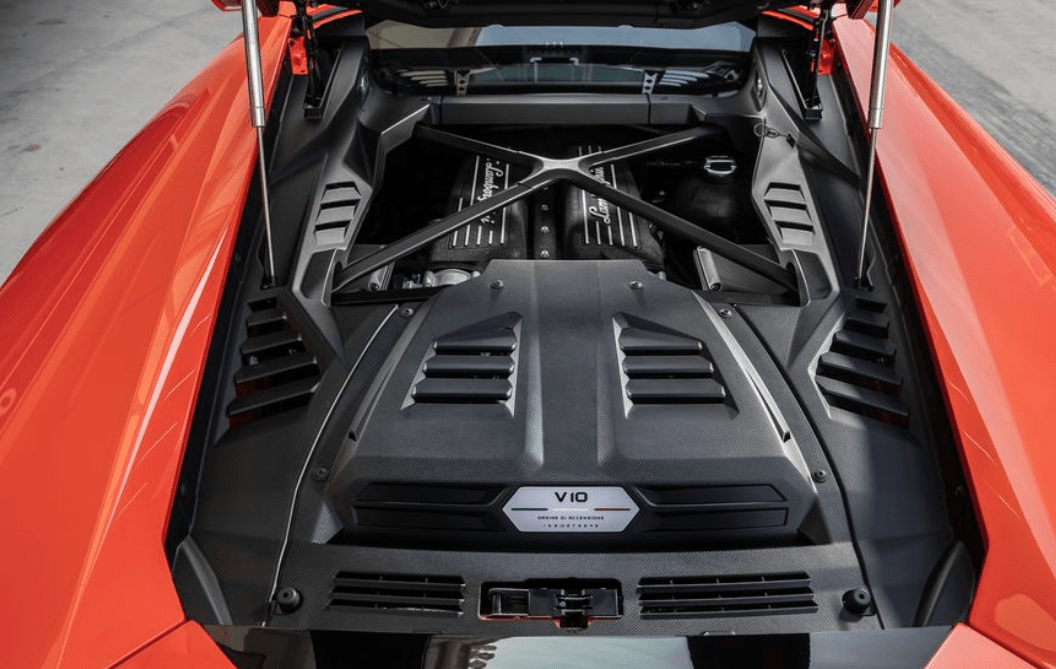 2020 Lamborghini huracan evo engine review