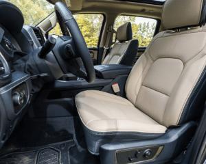 2019 Ram 1500 Seats View