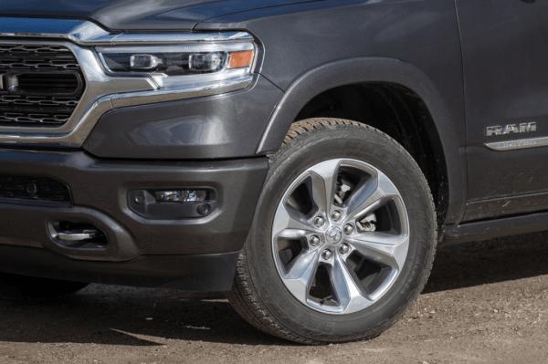 2019 Ram 1500 wheels review