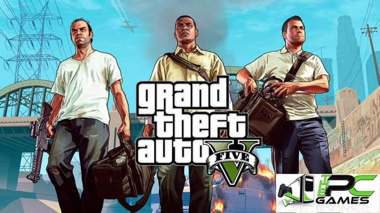Download GTA 5 Highly Compressed for PC 100% Working