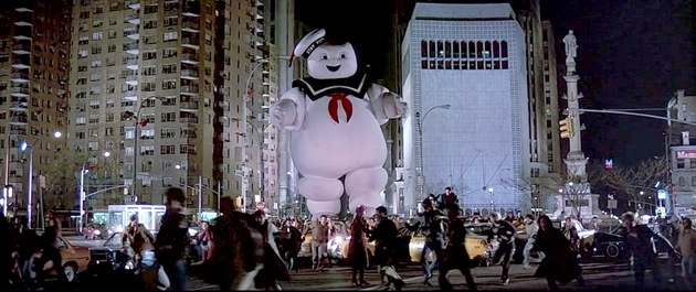 GHOSTBUSTERS RE-RELEASED IN THEATRES for 30th Anniversary