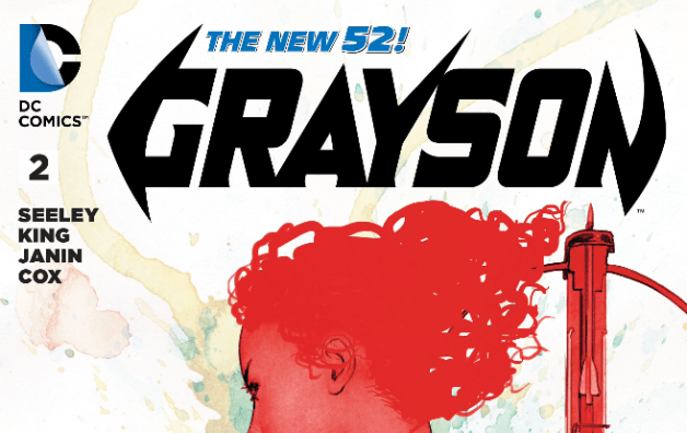 Grayson Issue 2 Review
