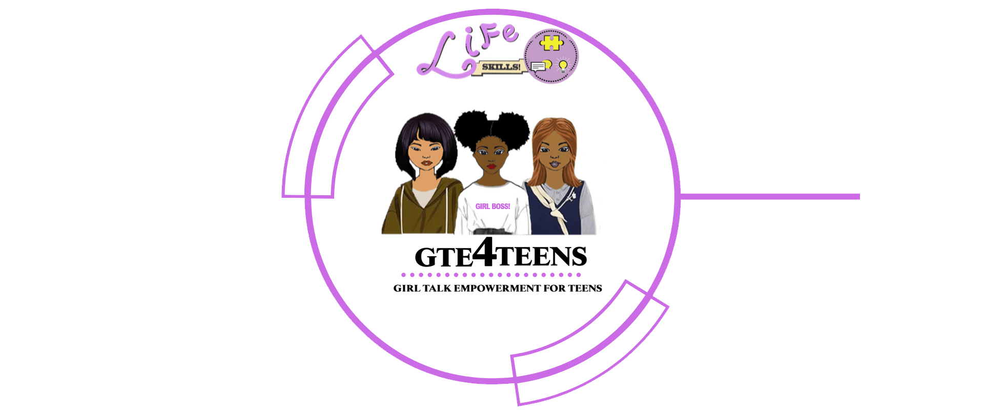 GIRL TALK EMPOWERMENT (GTE) 4 TEENS