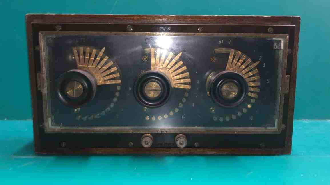 H.Tinsley & Co Variable Capacitor