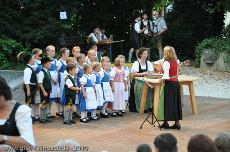 Dorffest mit Heimatabend