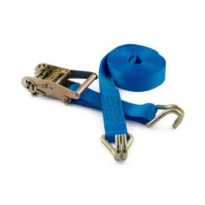 RLL35H - 35mm 2000kgs Ratchet Strap with claw hooks