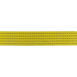 WB5075YW5 - 50mm 7500kgs Yellow Polyester Webbing