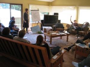 2010 ecouncil retreat survey discussion