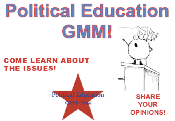 Political Ed GMM