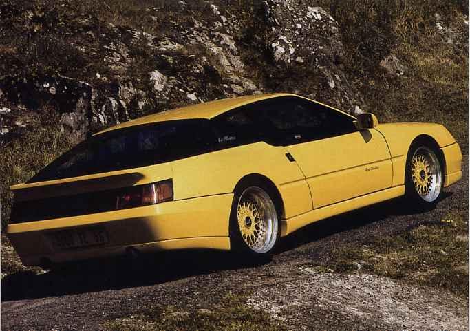 """le mans4   Alpine GTA V6 """"Le Mans"""" : que de la gueule ?"""