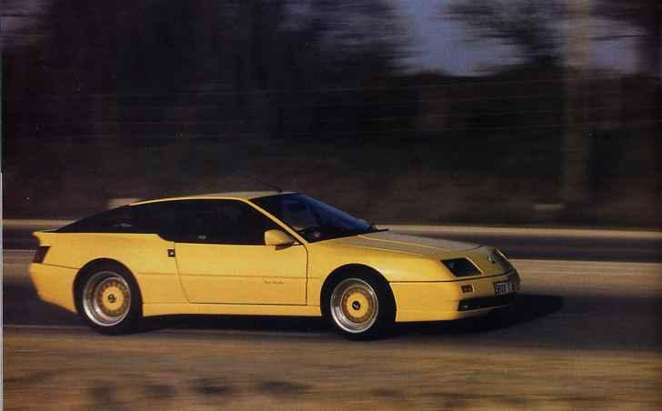 """le mans5   Alpine GTA V6 """"Le Mans"""" : que de la gueule ?"""