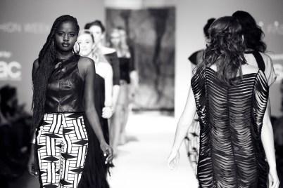 Amanda Valentine Collection at Omaha Fashion Week 2013