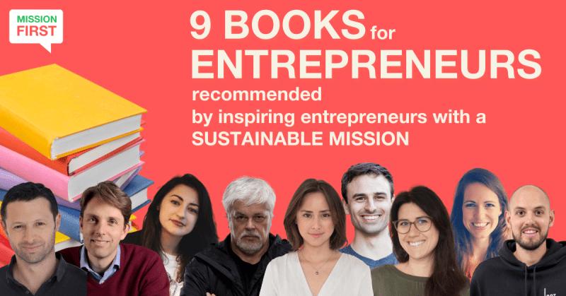 9 books for entrepreneurs