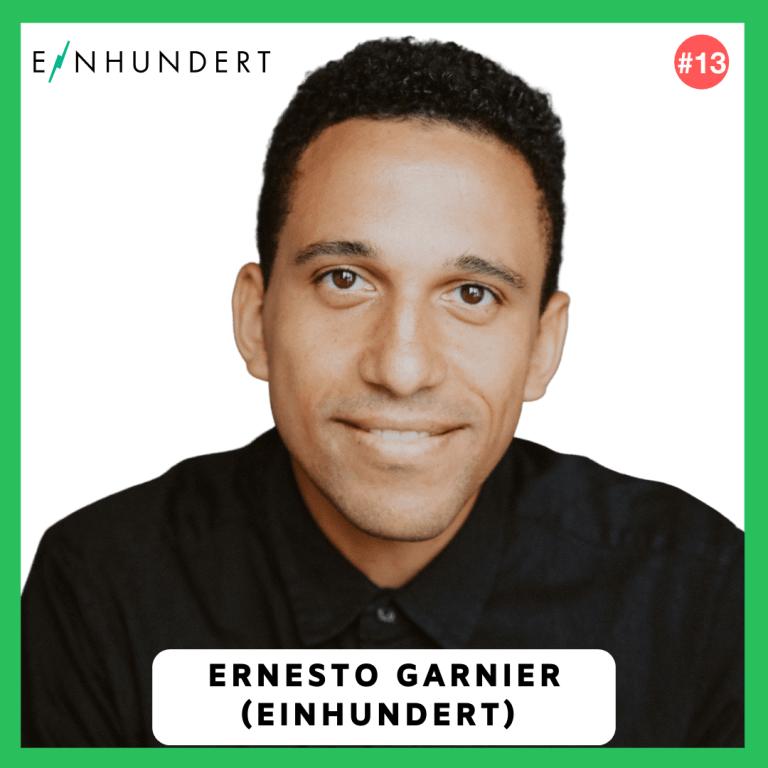 Ernesto Garnier Einhundert logo