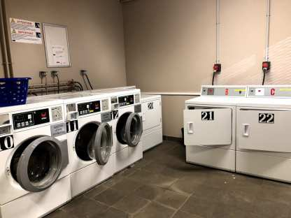 Lafayette Laundry Room