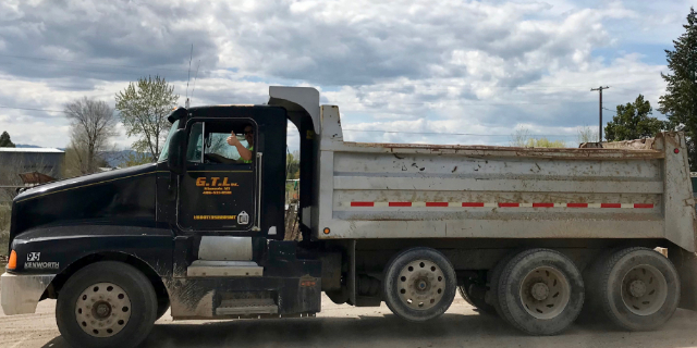 GTL Excavating | Trucking and Hauling