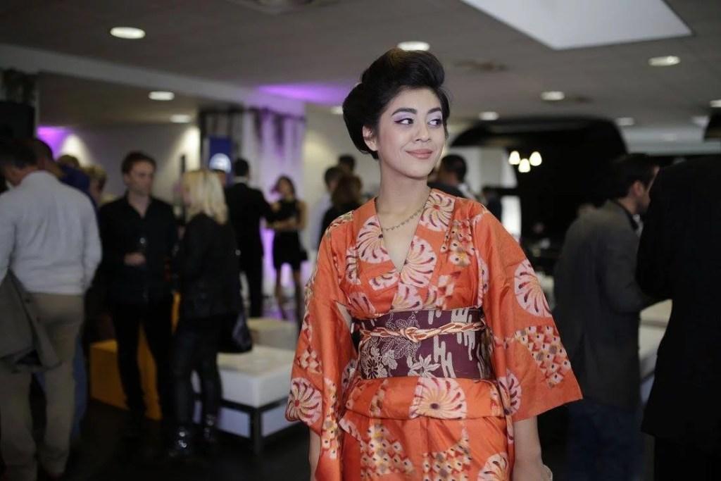 "Soirée Lexus Strasbourg : ""A Japanese Love Story"""