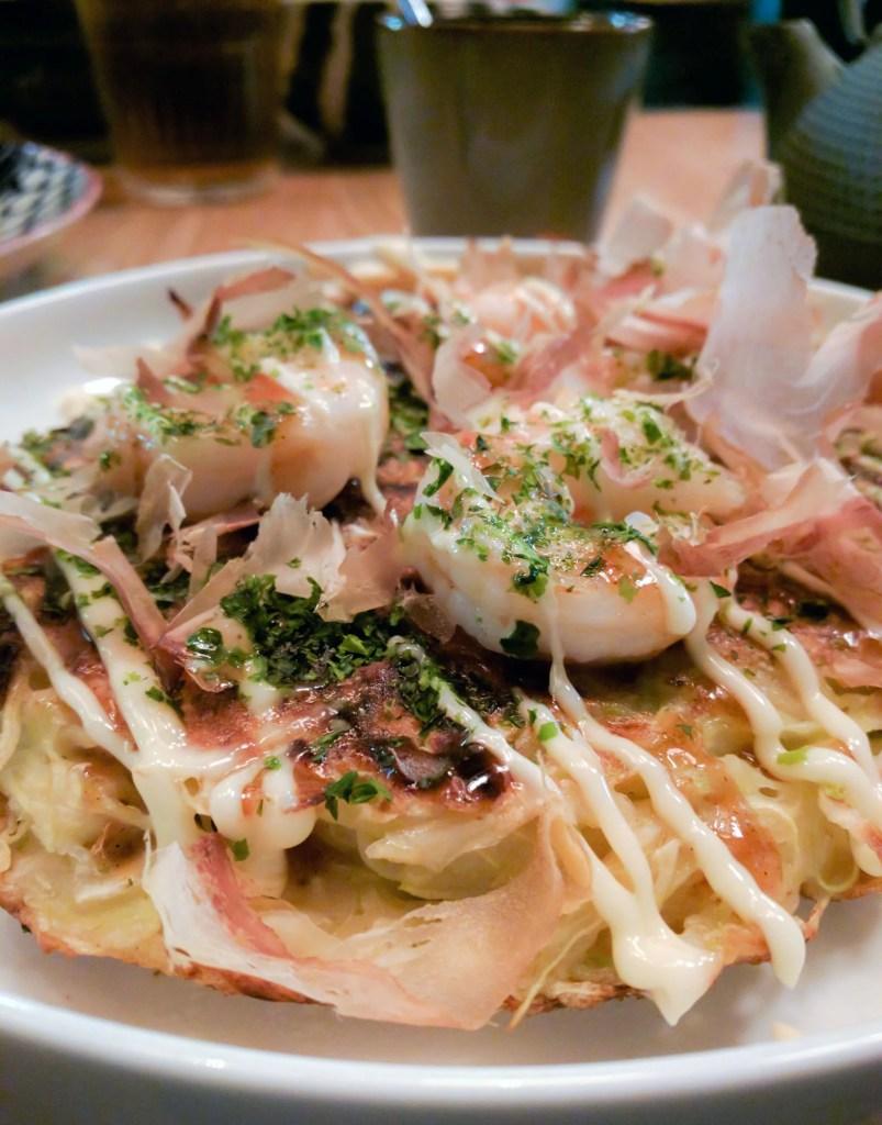 East Canteen Strasbourg okonomiyaki