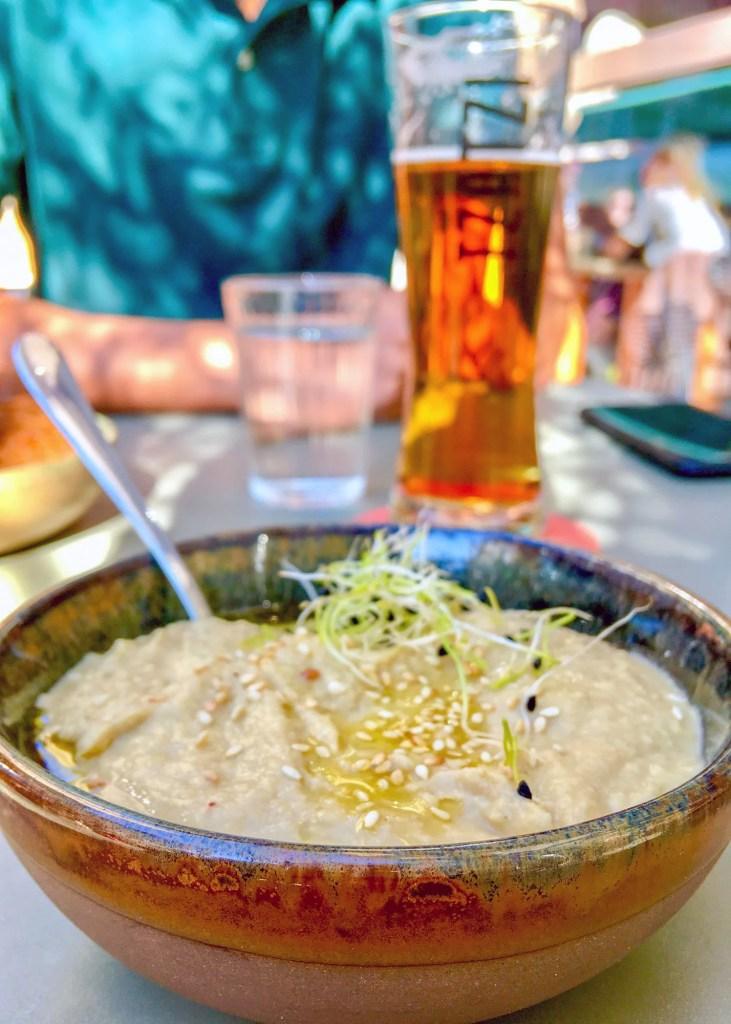 houmous restaurant Tzatzi à Strasbourg