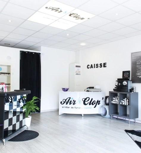 Air Clop' magasin de cigarette électronique à Strasbourg