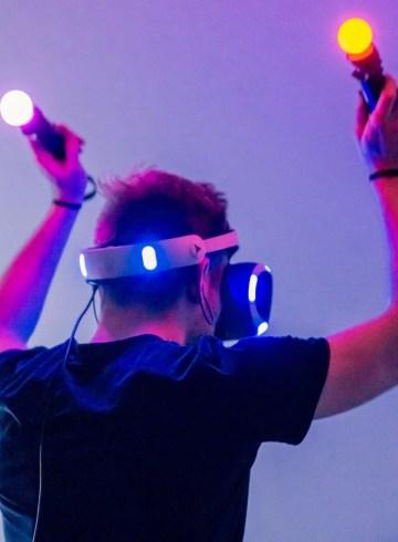 Un casque VR pour égayer vos soirées
