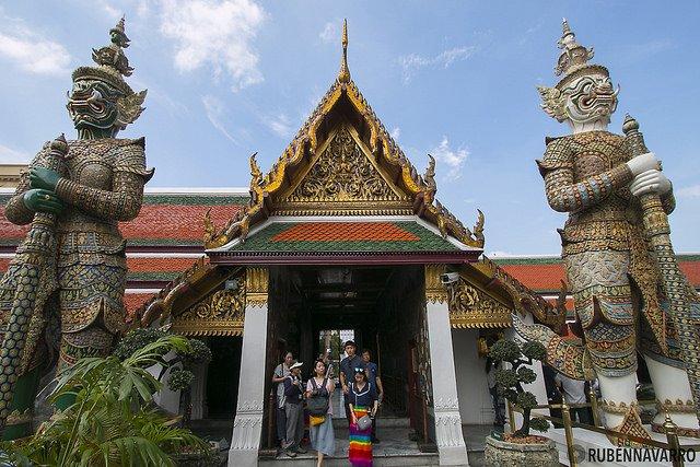 Qué ver en Bangkok en 1 día