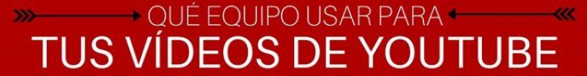 EQUIPO VIDEOS en youtube