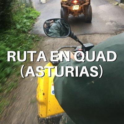 RUTA QUAD ASTURIAS