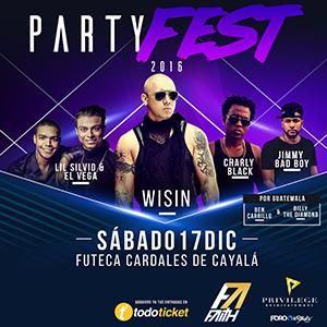 Party Fest 2016