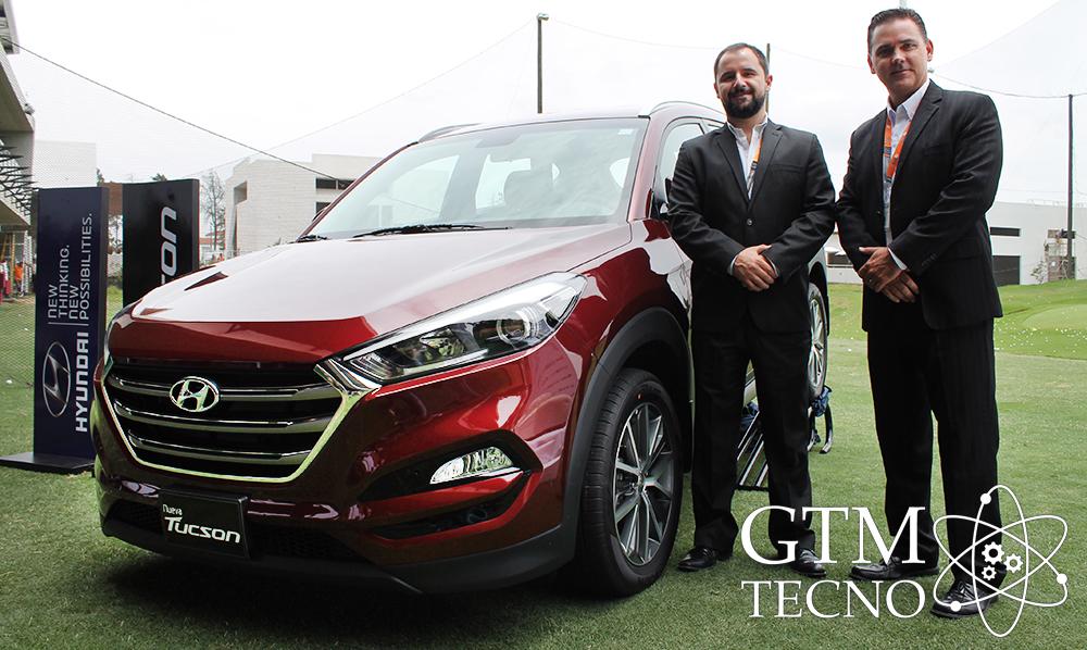 Hyundai Tucson 2016 en Guatemala