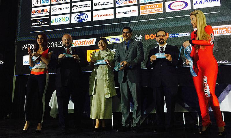 Comenzó la Expo Motriz en Guatemala