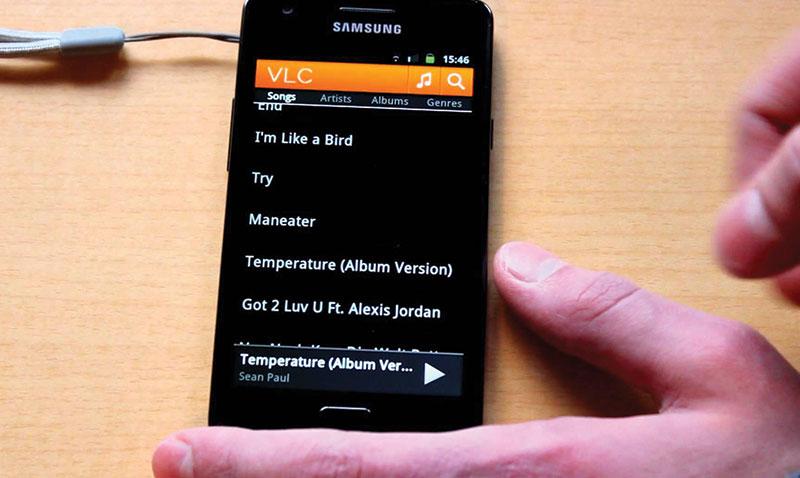 VLC 2.0 en Android