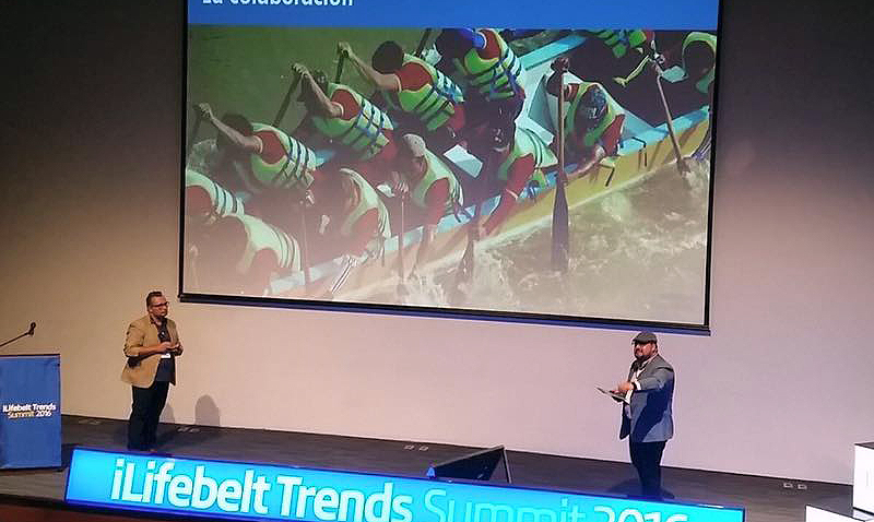 Se realizó el iLifebelt Trends Summit 2016