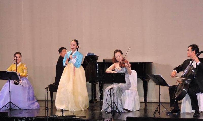 LG Guatemala y la Embajada de Corea realizaron concierto a beneficio
