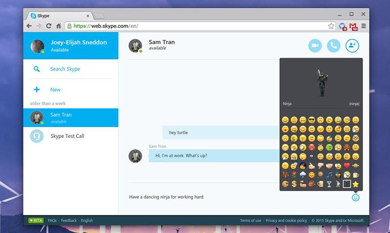 Skype inmediato para todos