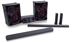 LG amplia su linea de audio en el CES 2017