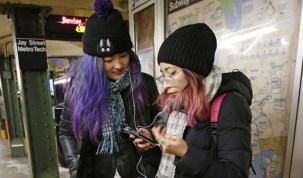 Cobertura móvil y Wi Fi en el metro de New York