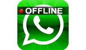 WhatsApp permite enviar mensajes sin conexión a Internet