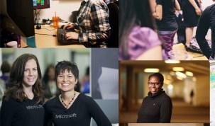 5 mujeres de Microsoft que inspiran el cambio en la tecnología