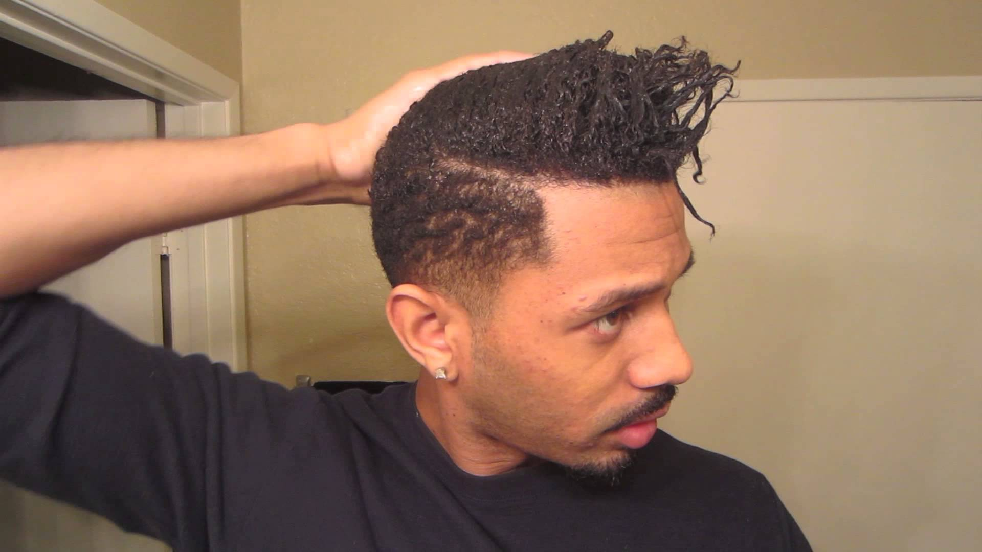 Sources of Inspiration for Stunning Black Men Hair Style