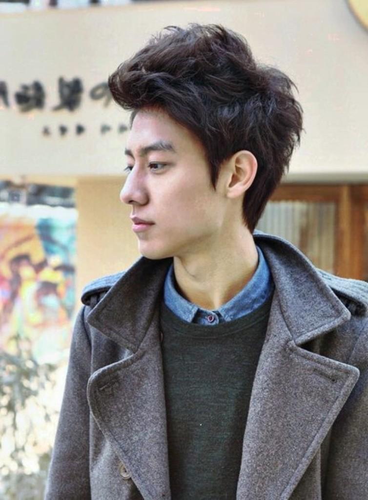 Korean Hairstyle For Men10 Latest Hair Styles Cute