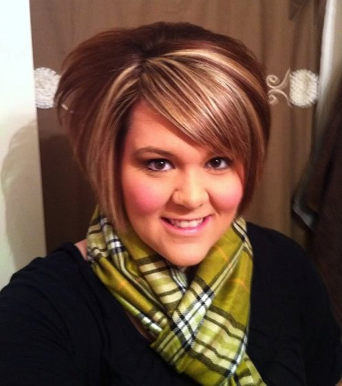 Cute Short Hairstyles For Fat Women Latest Hair Styles