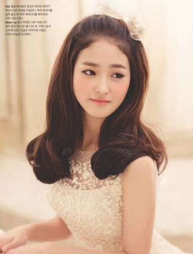 Latest Korean Hairstyle For Girls Latest Hair Styles