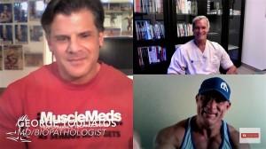 ΖΩΝΤΑΝΗ ΟΜΙΛΙΑ ΜΕ  Dr.Rand Mc Clain   στο  Jay Cutler TV, 18/10/2018