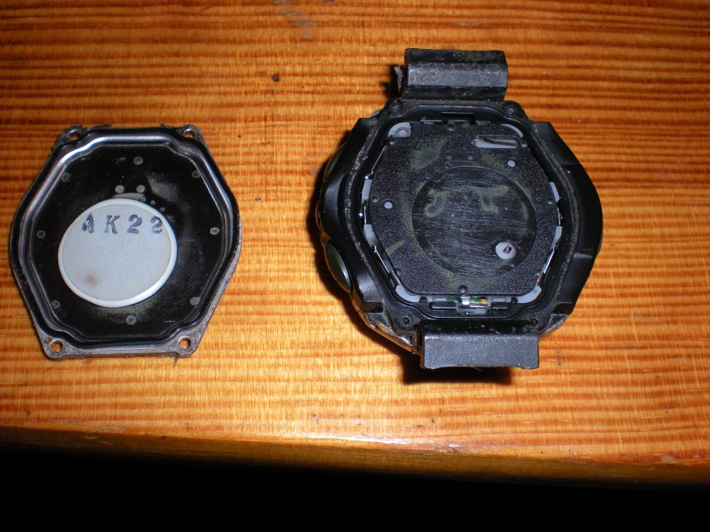 How to change the battery on a Casio ProTrek Solar Powered watch (2/6)