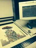 The Calendar - on printing