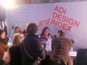 ADI DESIGN INDEX 2015 - event and exhibition in Milan (5th october 2015)