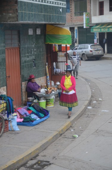 Streets of Chavin