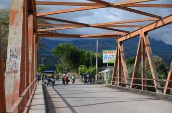 Bridge at Bagua Grande