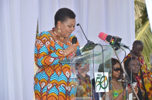 Reverend Dr. Joyce Aryee